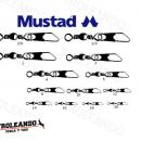 Broches de la marca Mustad