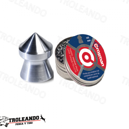 Diabolo Cal 0.177 Crosman Pointed P117