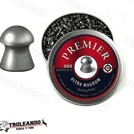 Diabolo Cal 0.177 Crosman Premier Ultra Magnum Field Target LUM77