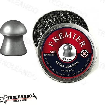 Diabolo Cal 0.22 Crosman Premier Ultra Magnum Field Target LDP22