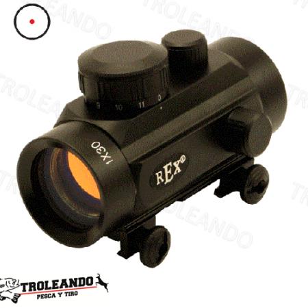 Mira de punto rojo Marca Rex Mod RX8329