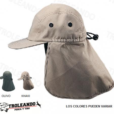 Gorra de pesca 7210