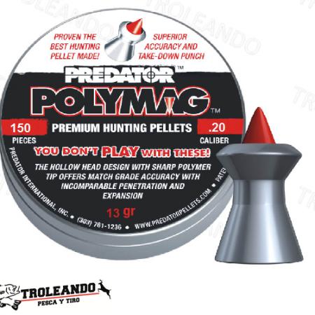 Diabolo Cal 0.20 Predator Polymag
