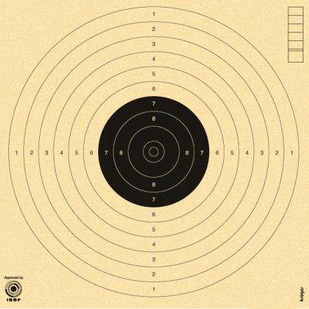 kruger 10 mts pistola