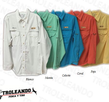 Camisas Amphibia Colores