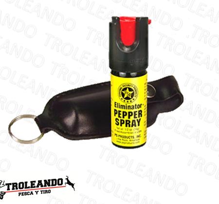 eliminator spray con funda